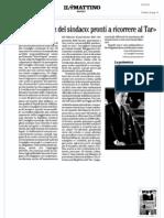 Gianni Lettieri sulla delibera del patrimonio