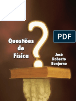 Questoes de Fisica Bonjorno
