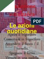 Traduzione Simultanea - Cucina Ricette Verbi Presente Passpro
