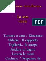 Traduzione Simultanea - Serata Verbi Presente Passpro