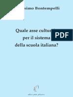 Bontempelli - Asse Culturale Scuola Italiana - 2000