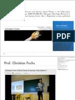 Fuchs 2008 Internet and Society01