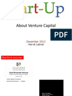 About Venture Capital - Lebret