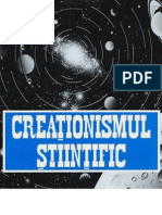 Creationismul stiintific