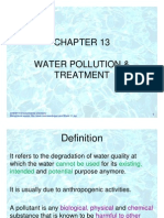 Top 13 Water Pollution and Treatment
