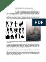 Ejercicios con la técnica del pastel. Curso 2012-13.