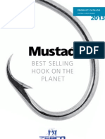 Zebco Europe Mustad catalogue 2013