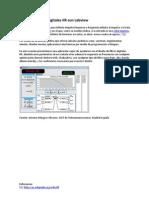 Diseño de filtros digitales IIR con Labview