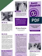 Austin Brochure FPO