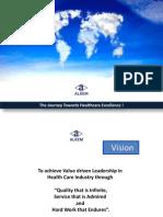 Alkem Corporate PPT - Partners
