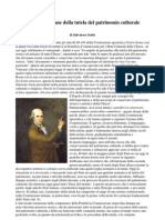 Salvatore Settis Documento