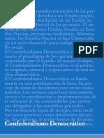 Confederalismo Democrático-Abdullah Ocalan