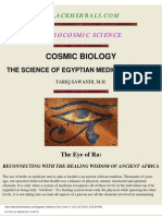 Cosmic Biology Science the Eye of Ra