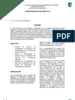 PRACTICA N 7 FITO II (CROMATOGRAFÍA EN COLUMNA (C.C.))