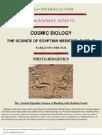 Cosmic Biology Science Photo-Biogenics