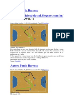 Exercícios para futsal