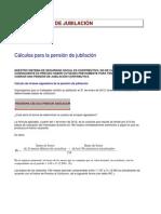 GUÍA PRÁCTICA DE JUBILACIÓN