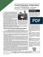 Oxford Newsletter - November 2012
