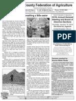 Oxford Newsletter - December 2012
