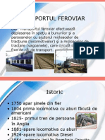 Transport Feroviar