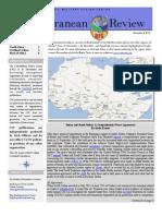 CFC Mediterranean Basin Review, 04 December 2012