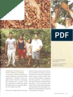 Revista USAID, Consaervacion y Desarrollo, sostenibilidad
