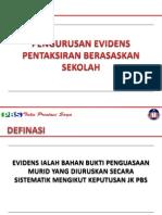 Pengurusan PBS (JPN Pahang)
