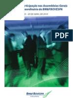 AGOE de 20.04.2010 - Manual de Participa