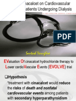 Evolve Study Journal Club Presentation