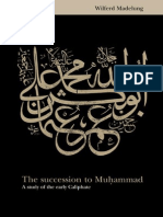The Succession to Muhammad a Study of the Early Caliphate