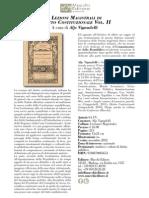 Lezioni Magistrali di diritto costituzionale, vol. II, AA.VV., a cura di Aljs Vignudelli