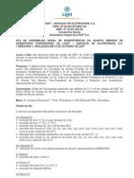 Minutes of the General Debenture Holders Meeting - 19_10_07*
