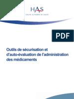 Guide Outil Securisation Autoevalusation Medicaments Complet 2011-11!17!10!49!21 885
