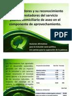 Informacion de Recicladorass