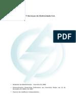 Financial Statements SESA 2008 *