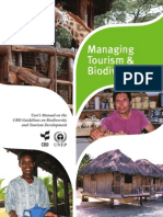 Managing Biodiversity and Tourism