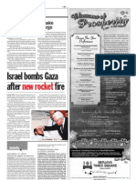 TheSun 2009-02-03 Page11 Israel Bombs Gaza After New Rocket Fire