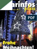 Saarinfos Plus Onlineausgabe Dezember 12