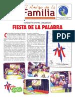 EL AMIGO DE LA FAMILIA - DOMINGO 9 DE DICIEMBRE DE 2012