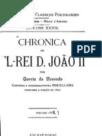 Crónica de El-Rei D. João II por Garcia de Resende