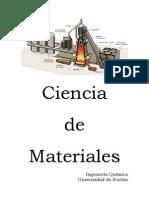 Ciencia de materiales