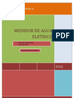 Medidor de Agua Electronico