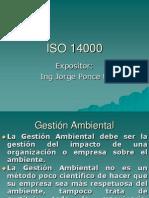 Norma ISO 14001 Modelo G.A. Certificación