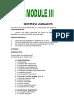 Module3 Gestion Medoc