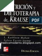 Nutrición y Dietoterapia