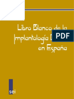 Libro_Blanco de la Implantologia en España_SEI_junio08