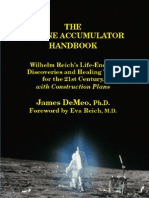 DeMeo THE ORGONE ACCUMULATOR HANDBOOK