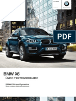Catalogo BMW X6