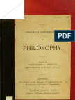 The History of the Principle of Sufficient Reason_ Its Metaphysical and Logical Formulations