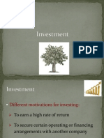 Investment 3